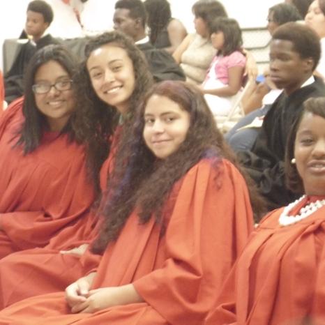 Aldine CTC Graduates