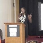 Jeri Brooks, Commencement Speaker