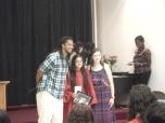 Marilee Chong graduates